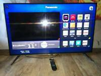 Panasonic 48 inch LED UltraHD 4K Smart TV with Wi-Fi QuadCore and FreeviewHD