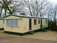 To bed static caravan to rent long-term