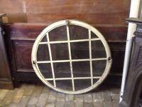 Original Round Window