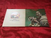 2 ICONIC QUEEN LP's NIGHT AT THE OPERA AND NEWS OFTHE WORLD