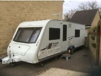 Touring Caravan for sale Elddis Crusader Super Cyclone 2009 Twin Axle