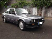 BMW e30 316. rust free