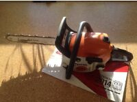 "Stihl MS171 14"" bar chainsaw fully serviced, new chain."