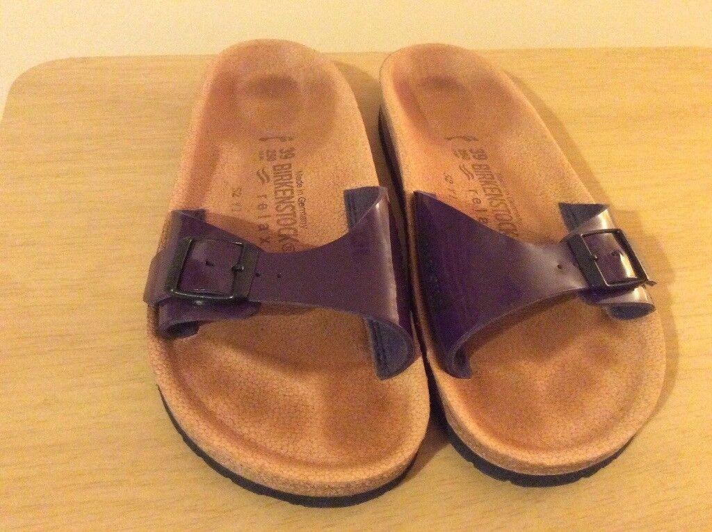 Birkenstock sandals size 6