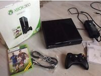 Xbox 360 500gb as new used twice boxed