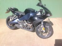 Buell 1125r only 3240 miles in Immaculate condition 2008 25th Anniversary edition