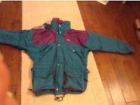 Halley Hensen Ski Coat