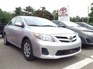 2011 Toyota Corolla CE  LOCAL TRADE