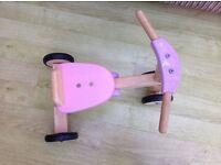 It's a toy ! bike
