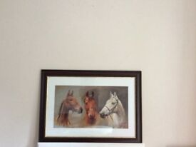We Three Kings framed picture