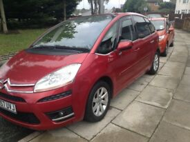 57 Citroen c4 Picasso exclusive full service history