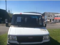 LDV Convoy Minibus, 8 seater, can be driven on car license