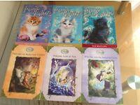 Six Children's Paperback Books