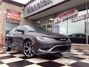 2016 Chrysler 200 C NAV, Backup camera
