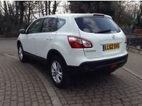 Nissan Qashqai 2012 automatic only 8000 miles