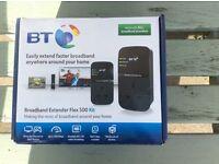 Broadband extender kit flex 500