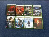 XBox 360 games. 16 available