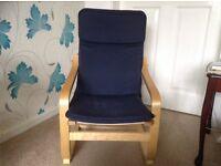 Kids Relaxer Chair -Blue