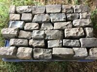 Whin Cobbles perfect for paving edging or a full driveway