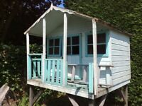 Children's Garden Wendy house play hut