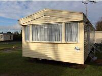 Caravan hire Haven wild duck holiday park Norfolk gt Yarmouth
