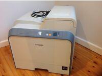 Samsung CLP600 Colour Laser Printer
