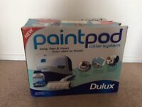 Dulux Paintpod roller system complete with tools brand new