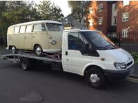 ACR Vehicle Transport & Breakdown Service. Car recovery , delivery / collection transporter & Towing