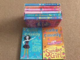 Bundle of Cathy Cassidy books x8 items