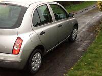 2006 Micra S