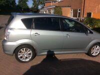 Toyota, VERSO, MPV, 2009, Manual, 2231 (cc), 5 doors