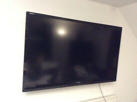 """Sharp 42"""" TV, all offers welcome"""
