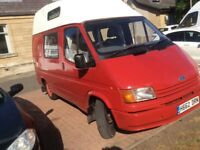 Ford transit campervan 1000s spent smooth reliable classic