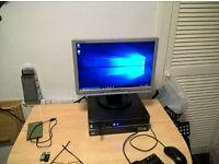 Intel i5 3570, 32gb ram, 120 gb Samsung Evo SSD System