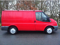 **2009 Ford Transit – 1 former company owner, Very Good Condition**