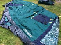 EUROHIKE 425TS 4 person tent