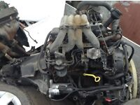 Transit 2.5 bannana engine gearbox axles export