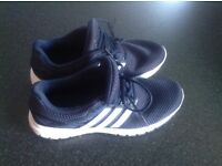 Mens adidas trainers size 8