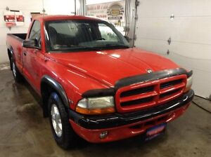 1997 Dodge Dakota De base/Sport/SLT