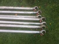Youngman Schaffold poles