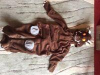 Gruffalo costume 5-6years