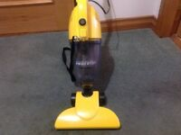 Lightweight vacuum (hoover) with various attachments