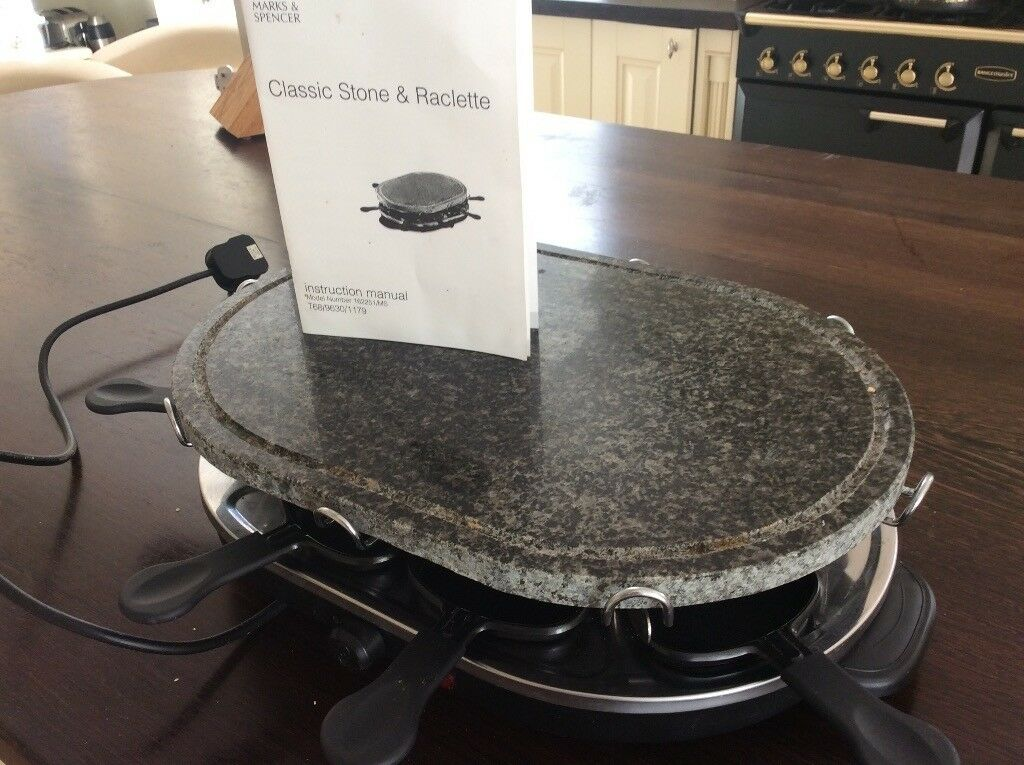 Hit stone/raclette (marks and spencer)