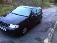 BEAUTIFUL VW POLO FOR SALE