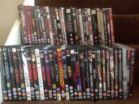 Over 50 spine tingling DVDs (if you dare)Some Box Sets
