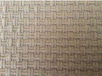 Laura Ashley chenille upholstery fabric