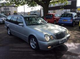 Mercedes E320 CDI Automatic Estate full service history long MOT