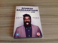 Romesh Ranganathan Irrational DVD