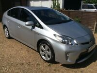 Toyota Prius 1.8 T Spirit Hybrid 5dr, Excellent condition, Full Toyota Service History