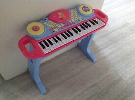 Peppa Pig Toddler Piano